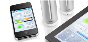 Netatmo air qualitiy monitor