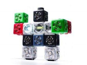 Modular Robotics Cubelets