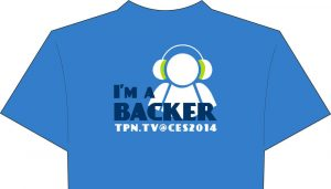 I'm A Backer!