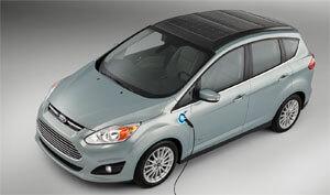 C-Max Solar Energi car
