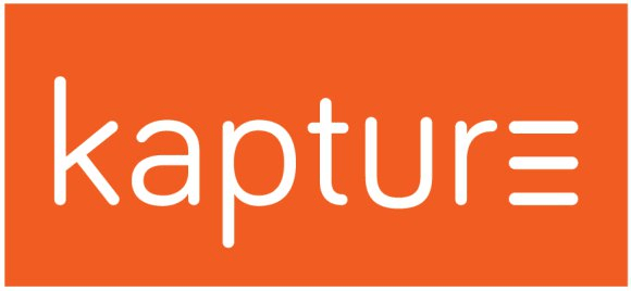 Kapture Audio Wristband logo