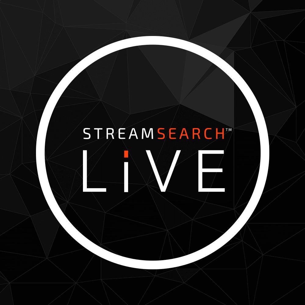 StreamSearch LIVE